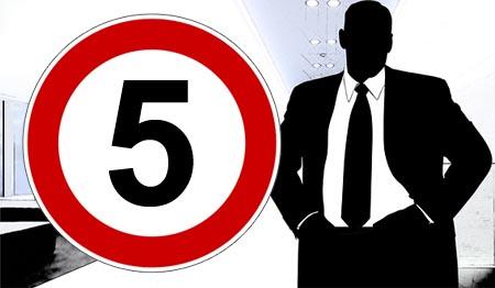 5. Firmenjubiläum Spruch