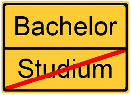 Viel Erfolg bei der Bachelor Arbeit!