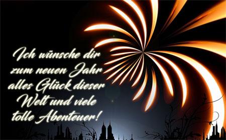Facebook Neujahrswünsche als Bild