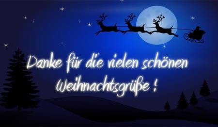 Weihnachtswünsche Mit Dankeschön.Danke Für Weihnachtswünsche Per Whatsapp