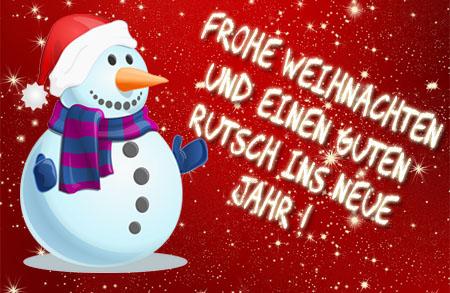 Lustige Weihnachtswüsche für Facebook