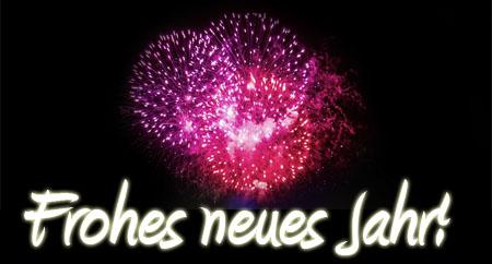 Frohes Neues 2016 wünschen
