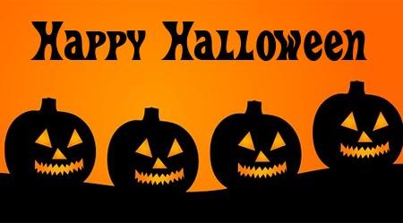 Kürbisse zu Halloween