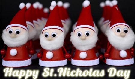 Happy Nicholas Day