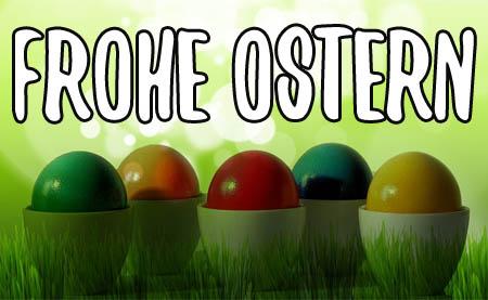 Bild zu Ostern für Kollegen