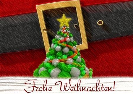 Liebe Weihnachtswünsche für Mitarbeiter