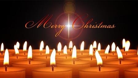 Merry Christmas Geschäftlich