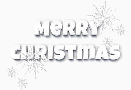 Merry Christmas für Mama