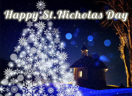 Facebook St. Nicholas Greeting