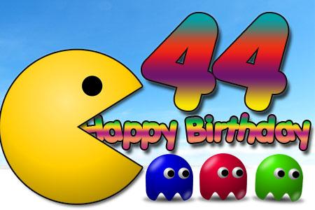 Viel Spaß am 44. Geburtstag wünschen