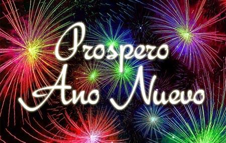 Erfolgreiches neues Jahr auf spanisch wünschen
