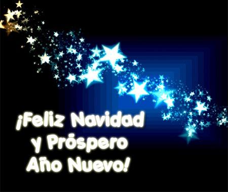 Sterne kündigen auf spanisch das Fest der Liebe an