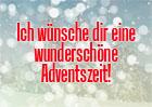 WhatsApp Grüße zum Advent