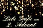 Grüße zum zweiten Advent