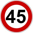 Sprüche zum 45. Geburtstag