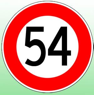 54. Geburtstag Glückwünsche