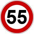 Geburtstagswünsche zum 55. Geburtstag