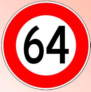 64. Geburtstag Glückwünsche