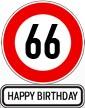 66. Geburtstag Sprüche