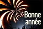 Französische Neujahrswünsche