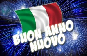 Italienische Neujahrswünsche