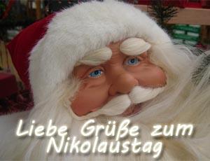 Wünsche für Kinder zu Nikolaus