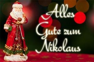 Nikolausgrüße für Mitarbeiter