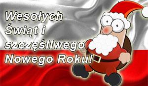 Polnische Weihnachtsgrüße