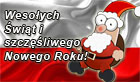 Polnische Weihnachtswünsche