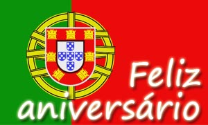 Portugiesische Geburtstagsgrüße