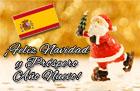 Spanische Weihnachtswünsche