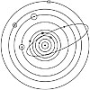 Sonnensystem Malvorlage